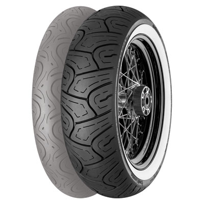 Continental ContiLegend Rear Motorcycle Tire 130/90-16 (73H) Wide White Wall