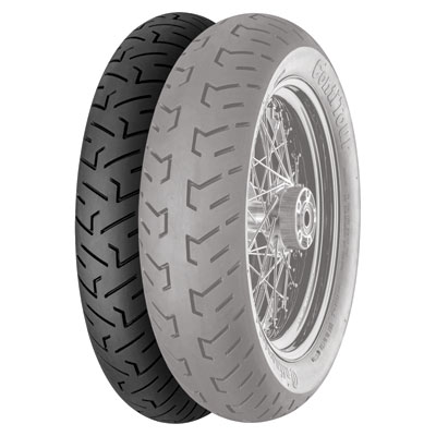 Continental ContiTour Front Motorcycle Tire MT90B-16 (74H) Black Wall
