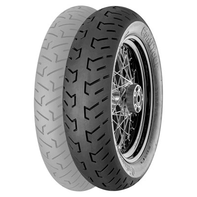 Continental ContiTour Rear Motorcycle Tire 170/80-15 (77H) Black Wall