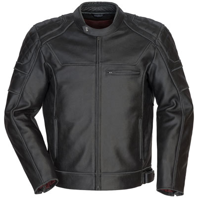 Cortech Dino Leather Jacket Small Black