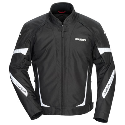 Cortech VRX 2.0 Jacket Medium Black
