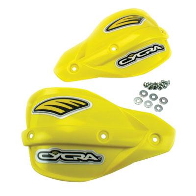 Cycra Classic Enduro Replacement Handshields Suzuki 01 Yellow