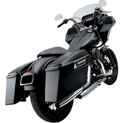 Cycle Visions Bagger-Tail Mount  Black