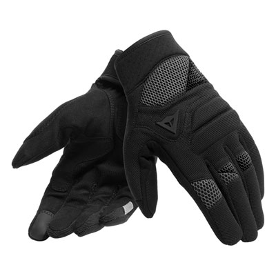 Dainese Fogal Gloves Small Black/Black