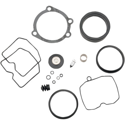 Drag Specialties Keihin Carburetor Rebuild Kit