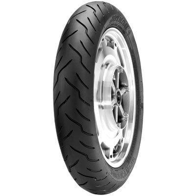 Dunlop American Elite Front Motorcycle Tire 130/80B-17 (65H) Black Wall