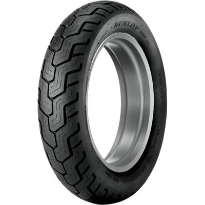 Dunlop D404 Rear Motorcycle Tire 140/90-16 (71H) Black Wall