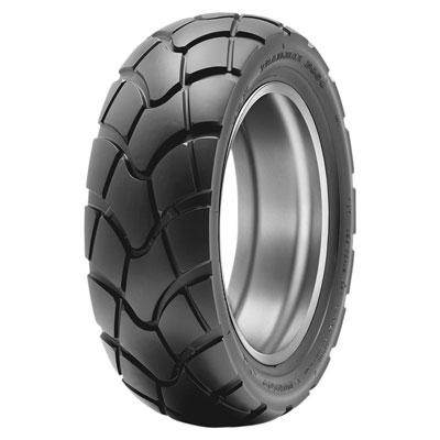 Dunlop D604 Rear Scooter Tire 130/70-12 (62L)