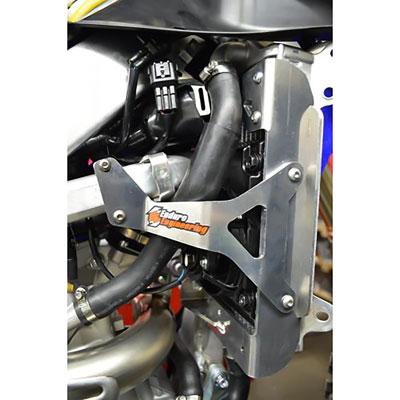 Enduro Engineering Motorcycle Radiator Braces 11-017