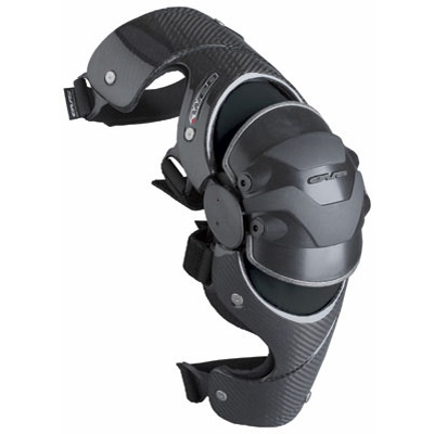 WEB Knee Brace Right Black