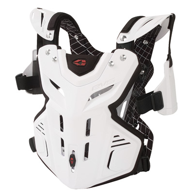 EVS F2 Roost Deflector 2017 X-Large White