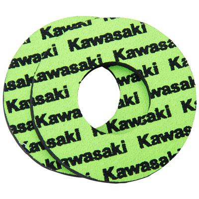 Factory Effex Grip Donuts Kawasaki KX