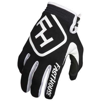 FastHouse Speed Style Gloves Small Black