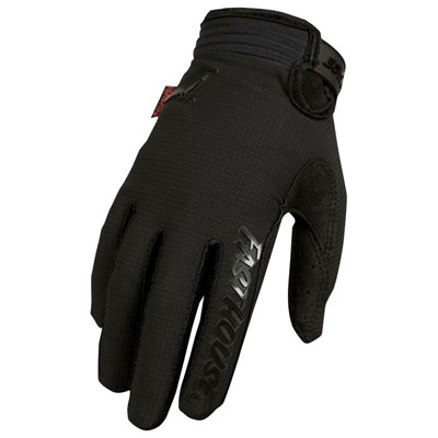 FastHouse Speed Style Raven Gloves Small Black
