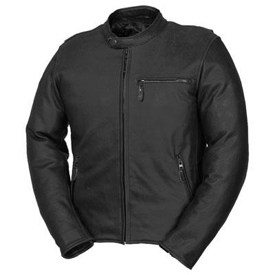 Fieldsheer Deuce Leather Jacket 46 Black