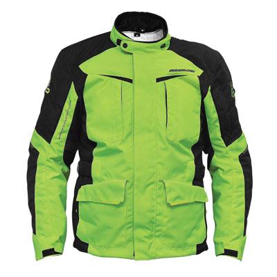 Fieldsheer High Pro Textile Jacket Medium Hi-Viz/Black