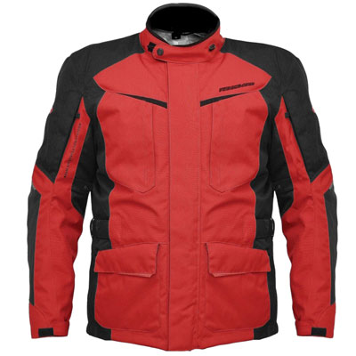Fieldsheer High Pro Textile Jacket Medium Red/Black