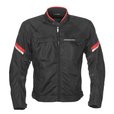 Fieldsheer Moto Morph Convertible Mesh Jacket Large Black