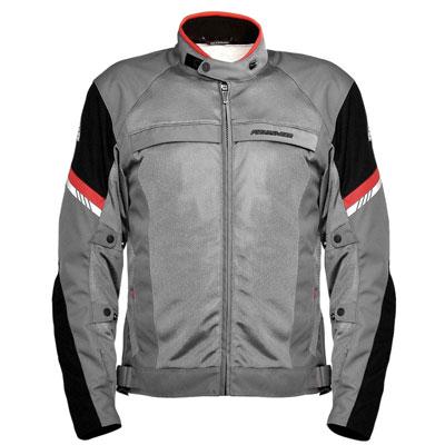 Fieldsheer Moto Morph Convertible Mesh Jacket Large Gun Metal/Black