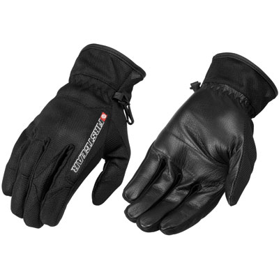 Firstgear Ultra Mesh Motorcycle Gloves XX-Large Black