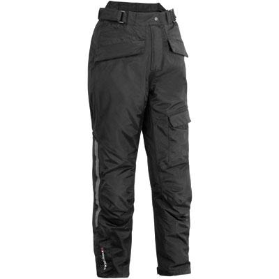 Firstgear Women's HT Motorcycle Overpants Size 8 Black