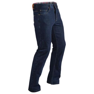 Fly Street Resistance Jeans 38  Indigo Blue