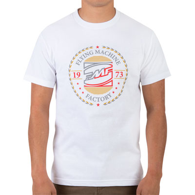 FMF Brussels T-Shirt Small White