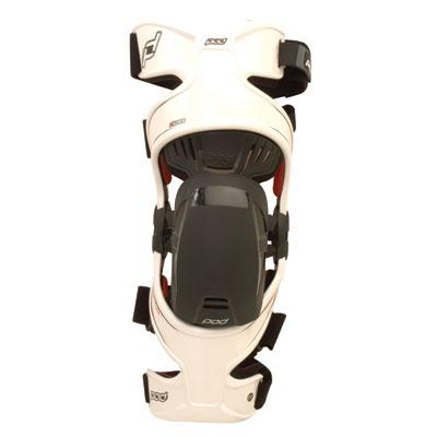 MX K300 Knee Brace Right White