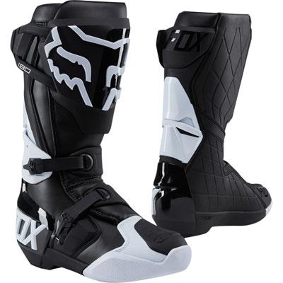 Fox Racing 180 Boots Size 9 Black