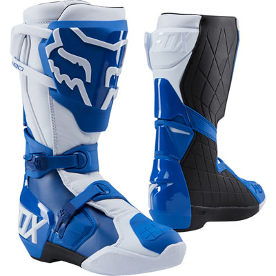 Fox Racing 180 Boots Size 14 Blue
