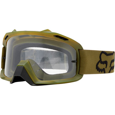 Fox Racing Air Space Goggle  Army
