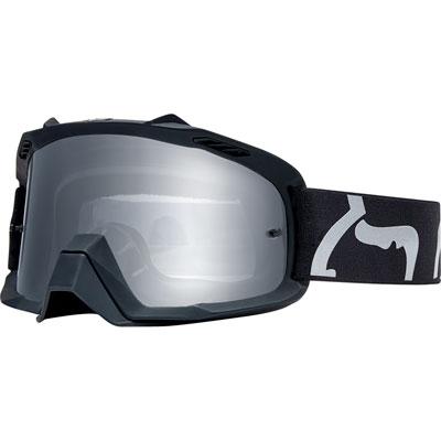 Fox Racing Air Space Sand Goggle  Black Frame/Clear Lens
