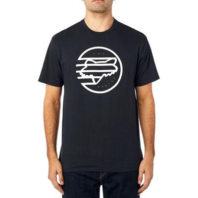 Fox Racing Axle T-Shirt Small Black
