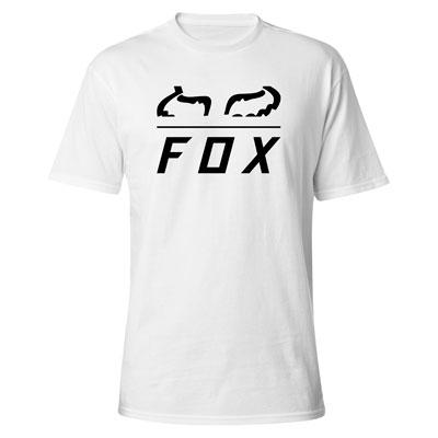 Fox Racing Furnace Premium T-Shirt Medium Optic White