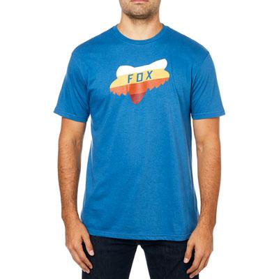 Fox Racing Voucher T-Shirt Medium Dusty Blue