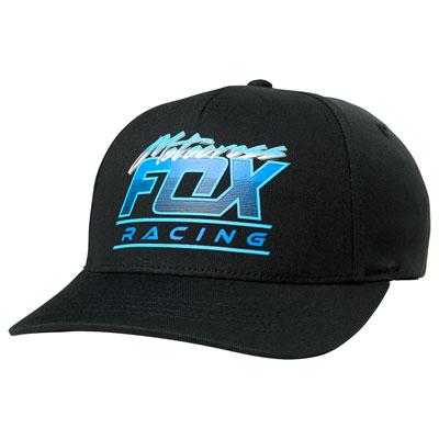 Fox Racing Youth Jetskee Flex Fit Hat  Black