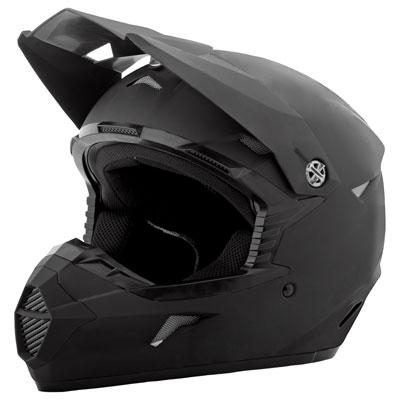 GMax MX46 Helmet Large Flat Black