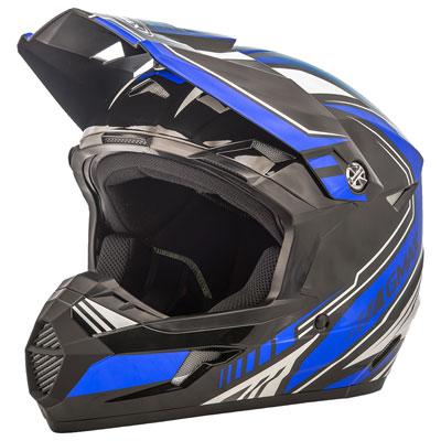 GMax MX46 Uncle Helmet XX-Large Black/Blue