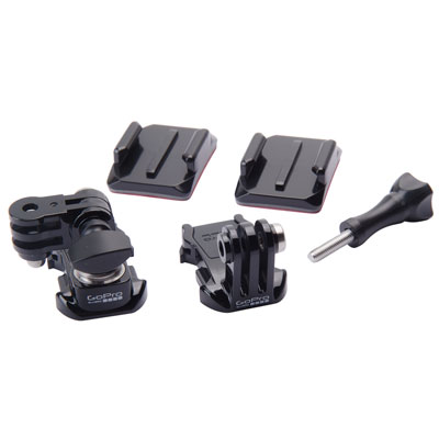 GoPro HD Hero Camera Helmet Front and Side Mount