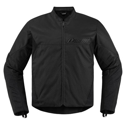Icon Konflict Jacket X-Large Stealth