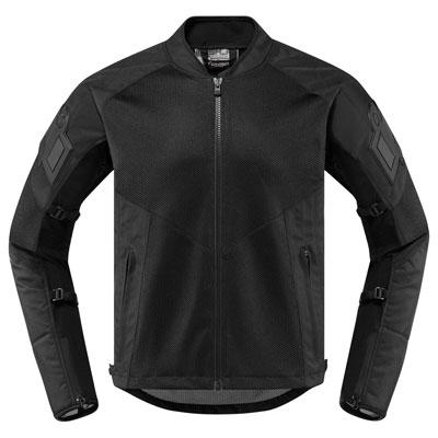 Icon Mesh AF Jacket Large Black