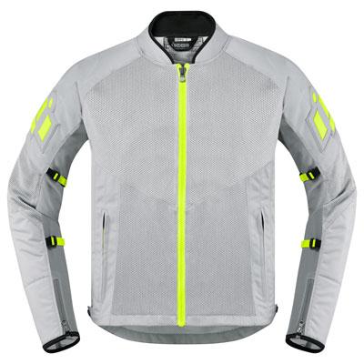 Icon Mesh AF Jacket Small Grey