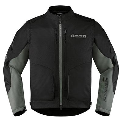 Icon Raiden Watchtower Jacket XXX-Large Black
