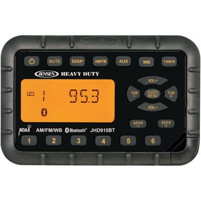 Jensen JHD910BT Bluetooth Mini Radio