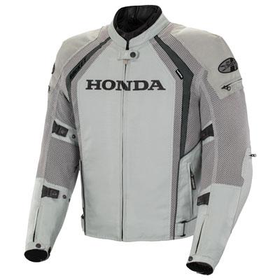 Joe Rocket Honda VFR Mesh Jacket XXX-Large Silver