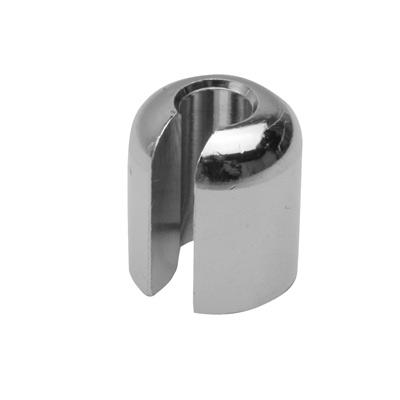 K & L Chrome Steel Spoke Wheel Weight 1 oz.