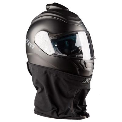 Klim R1 Air Helmet Large Rally Matte Black