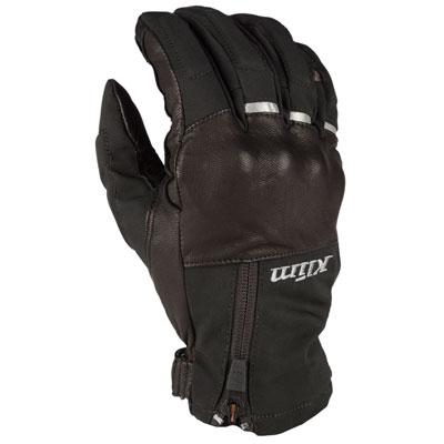 Klim Vanguard GTX Short Gloves Medium Black