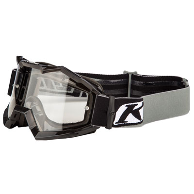 Klim Viper Off-Road Goggle  Venom Grey Frame/Clear Lens