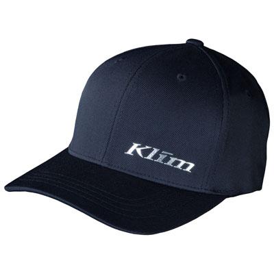 Klim Stealth Flex Fit Hat Small/Medium Black